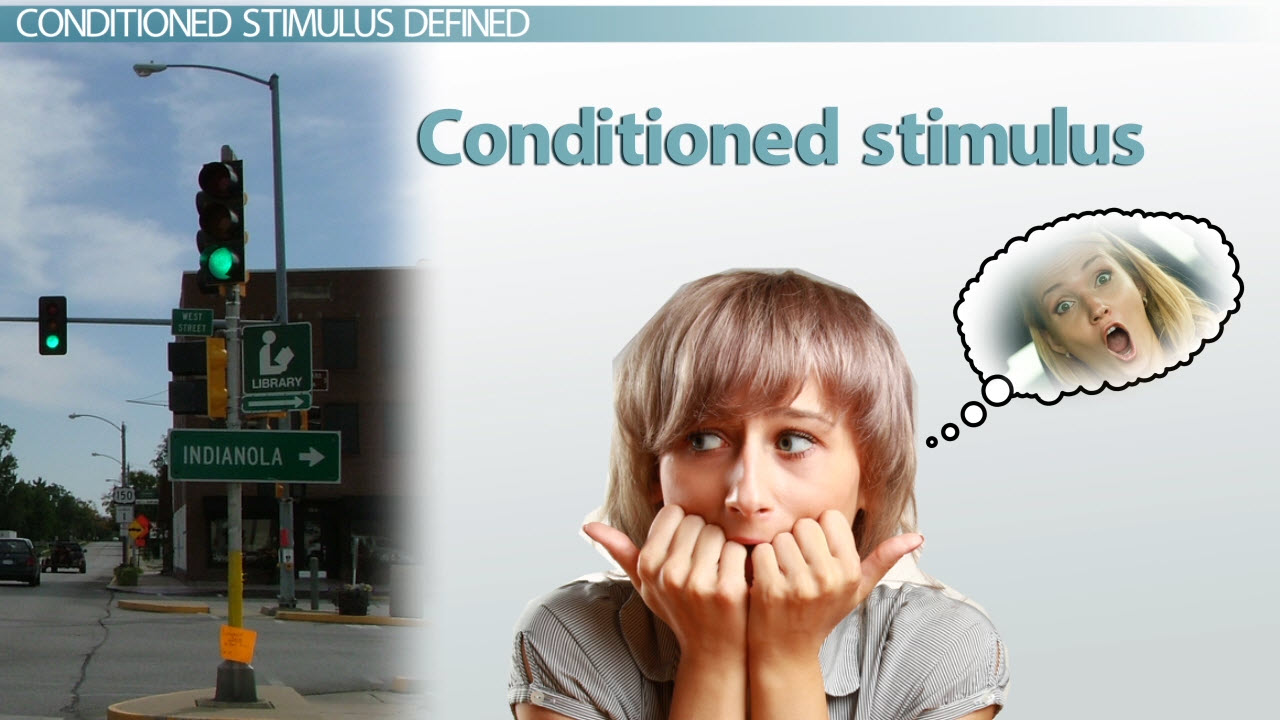 conditioned stimulus examples amp definition video