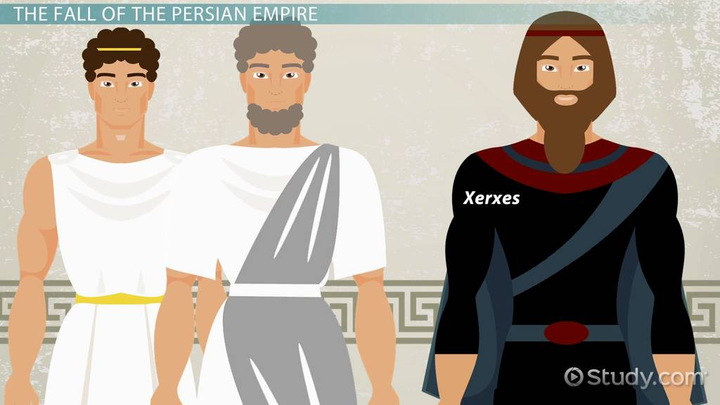 Cyrus the great facts accomplishments video lesson transcript the rise fall of the persian empire fandeluxe Image collections