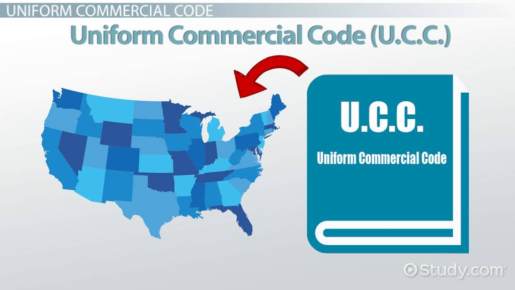 what is the uniform commercial code