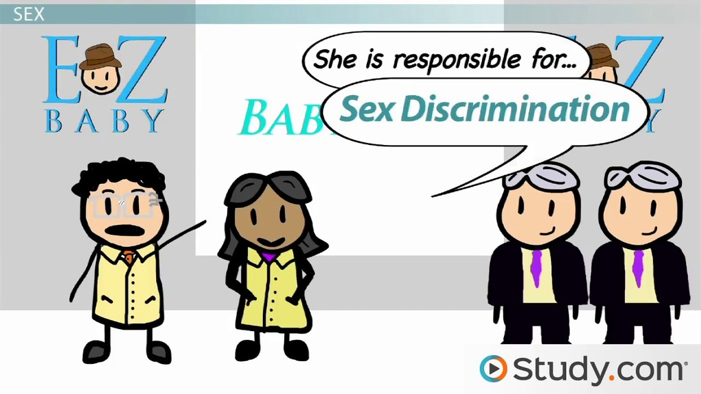 discrimination thesis Free gender discrimination papers, essays, and research papers.