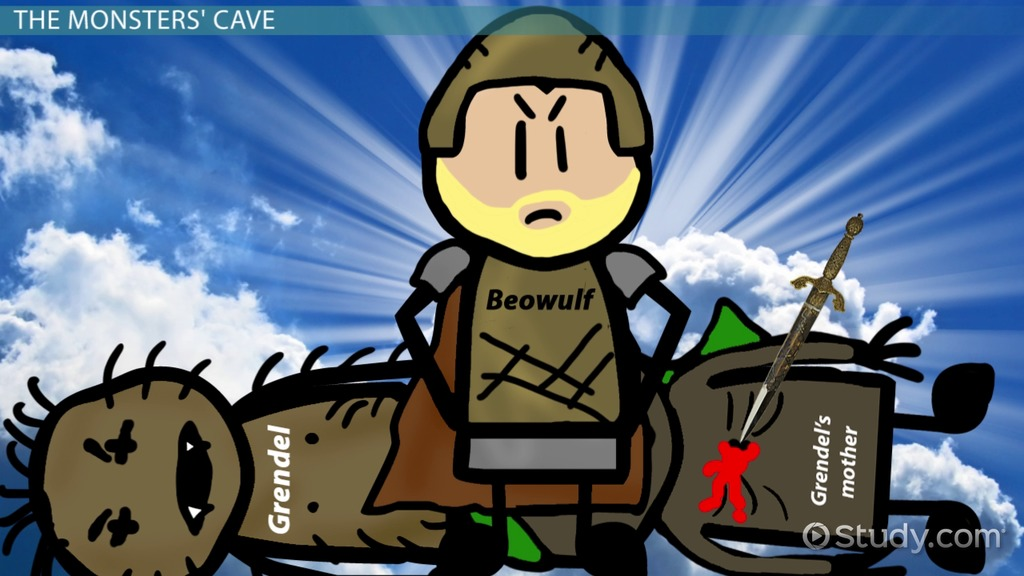 Symbols Symbolism In Beowulf Video Lesson Transcript Study