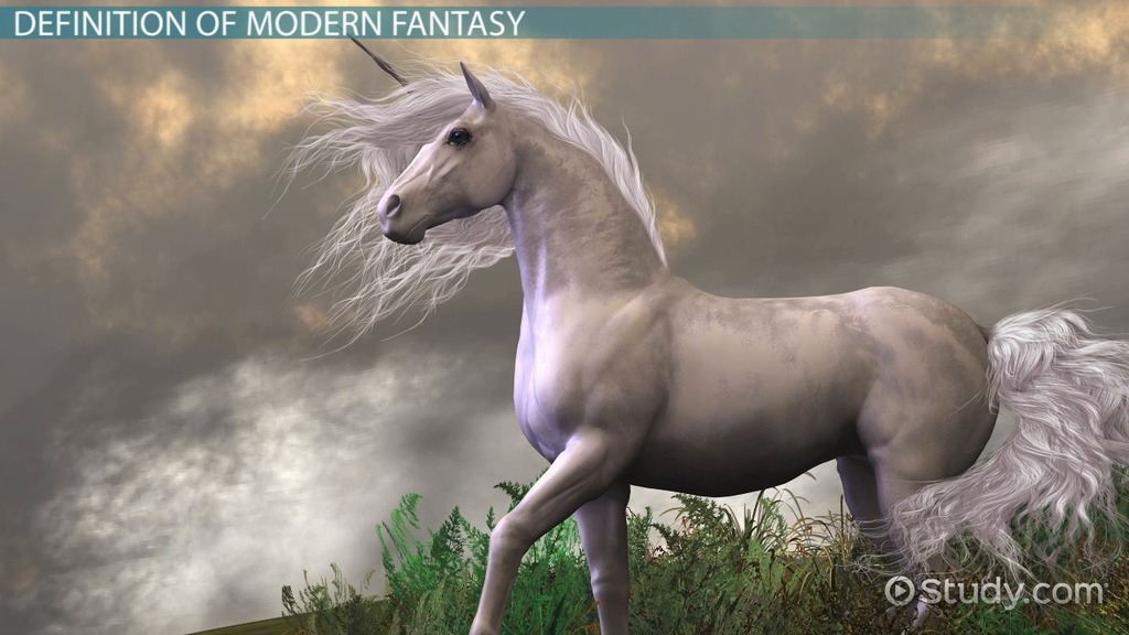 what is modern fantasy literature definition authors