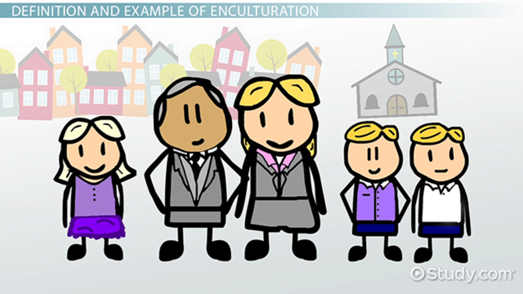 Enculturation Definition Examples Video Lesson Transcript