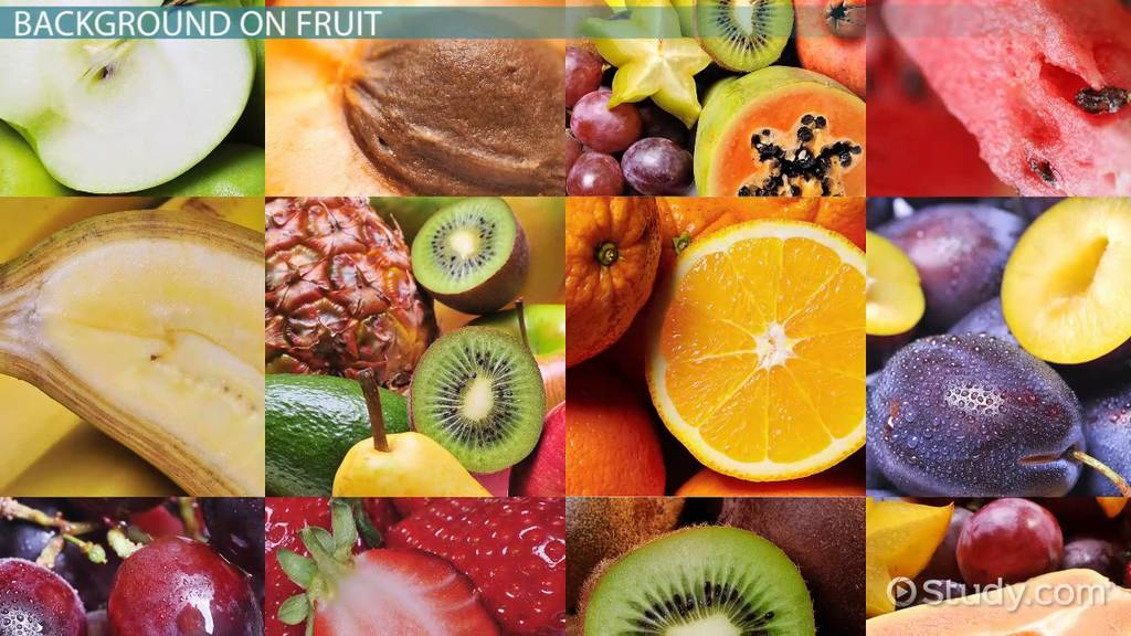 Types Of Fruit  True  False  U0026 Parthenocarpic