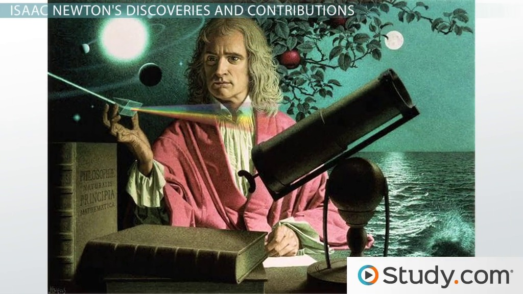 a essay on isaac newton