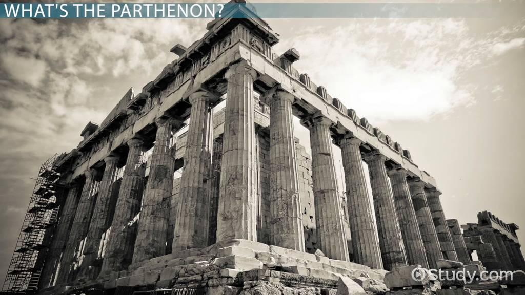 Parthenon Facts Lesson For Kids