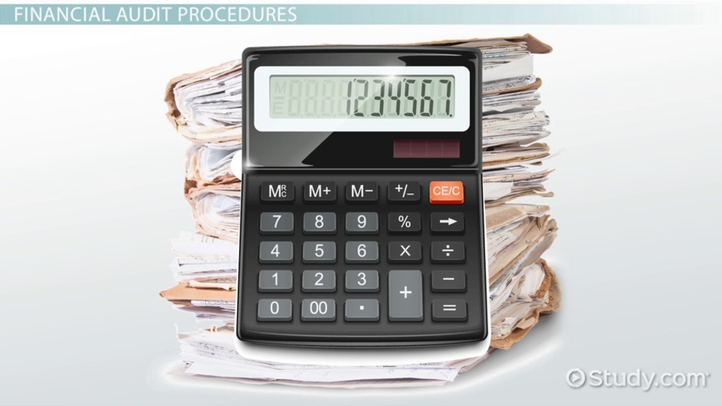 financial audit  definition  procedure  u0026 requirements