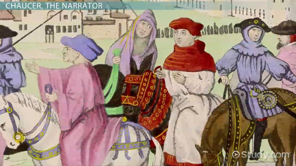 Canterbury tales professions