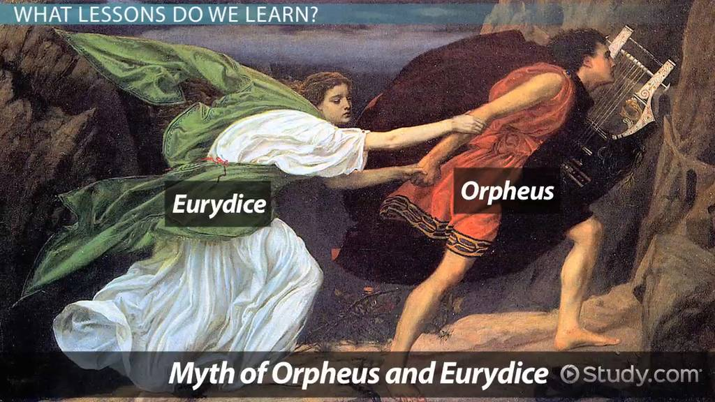 Orpheus Amp Eurydice Myth Lesson For Kids Video Amp Lesson