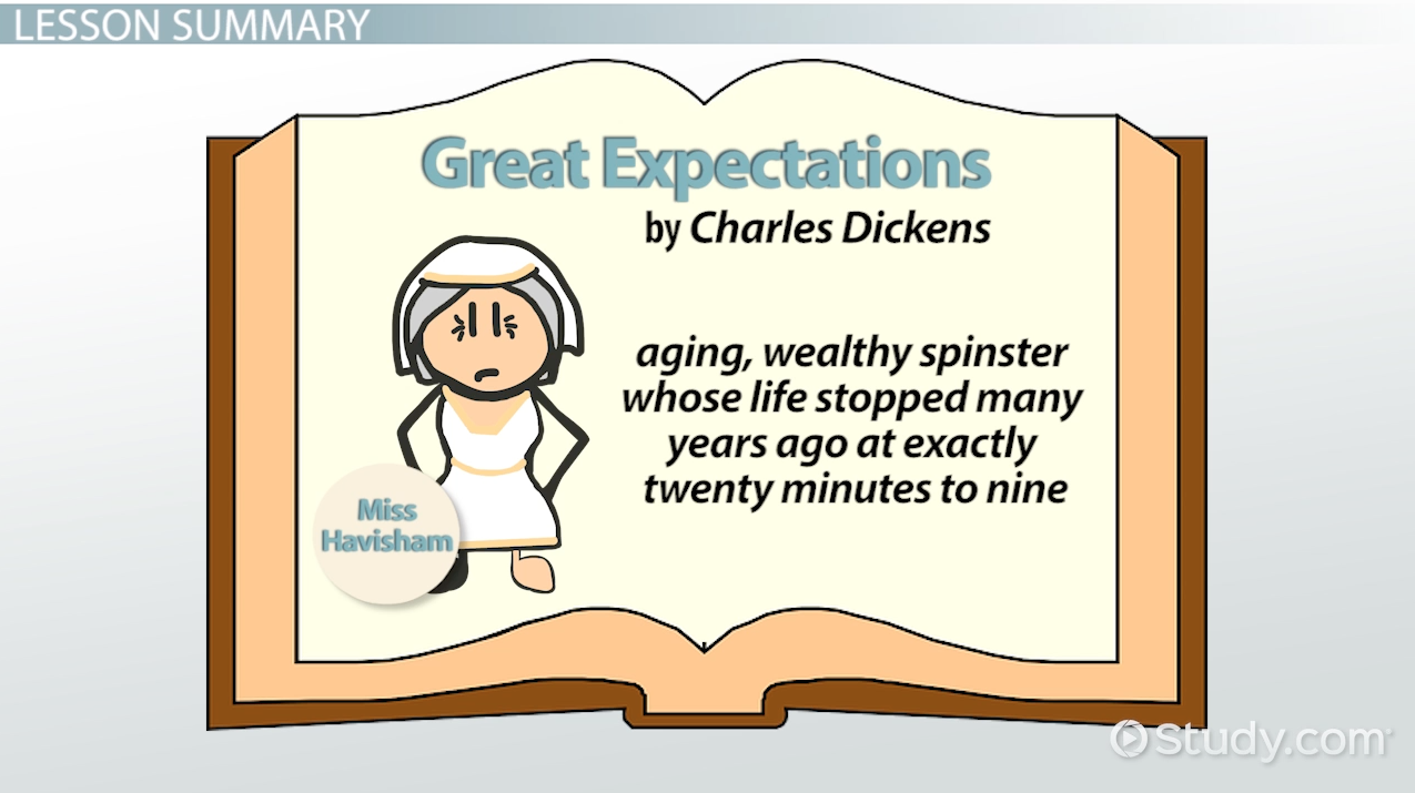 dickens great expectations plot characters and social class miss havisham in great expectations description character analysis