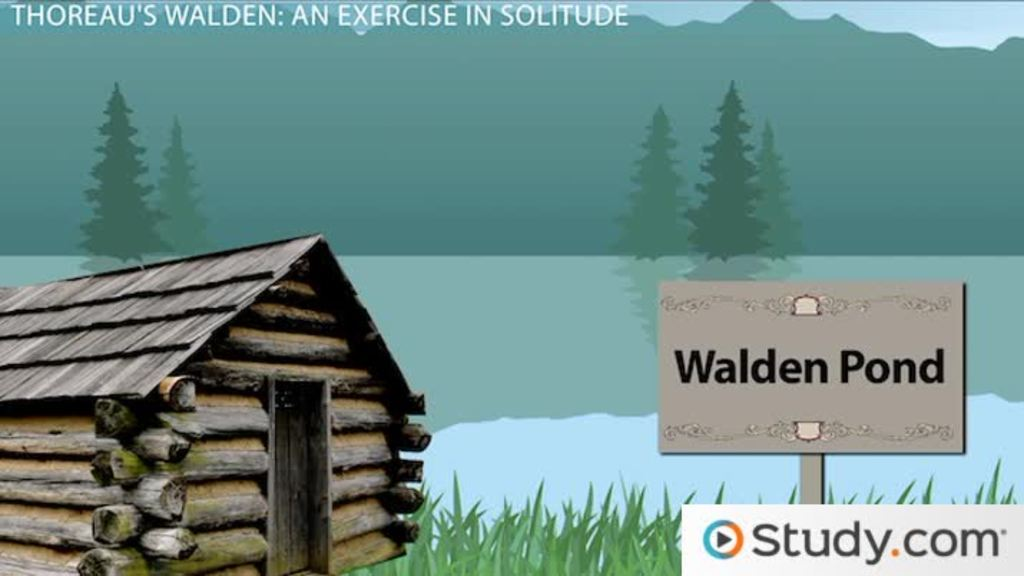 analysis of walden Walden - summary and analysis - duration: 4:29 buffenglish 9,811 views 4:29 walden by henry david thoreau - full audiobook - part 1 (of 2.