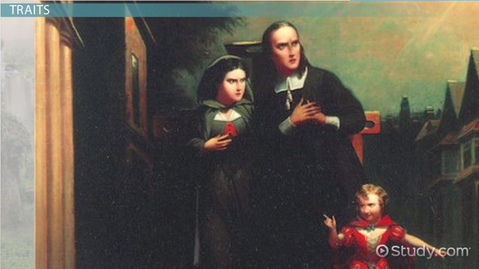 a review of the characters in the story the scarlet letter The scarlet letter study guide contains a biography of nathaniel hawthorne, literature essays, a complete e-text, quiz questions, major themes, characters, and a full summary and analysis.