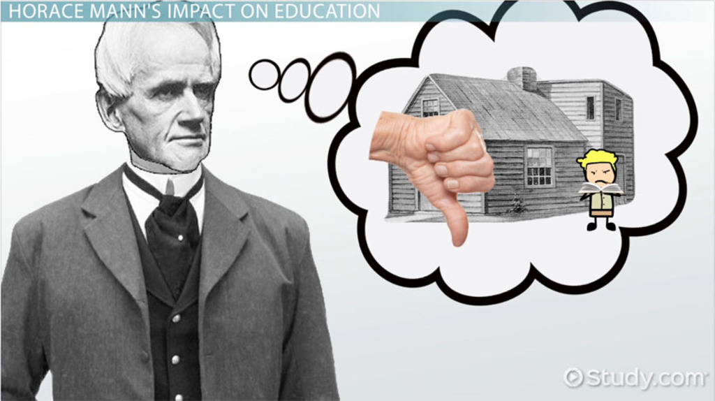 horace mann education reform contributions philosophy video  horace mann education reform contributions philosophy video lesson transcript com