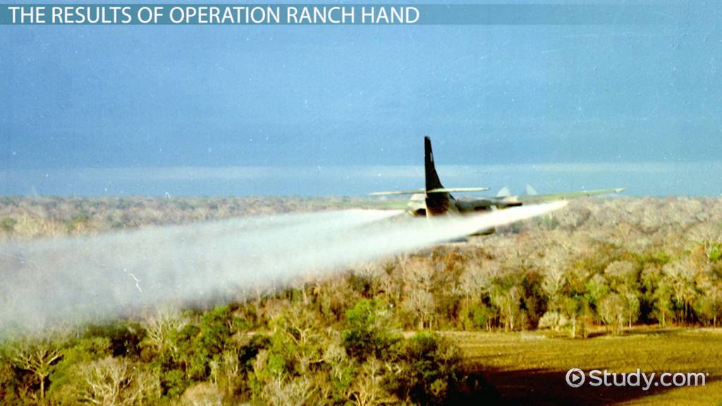 Operation Ranch Hand Definition Strategy Amp Impact