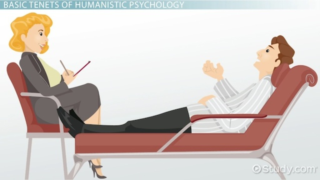 Humanistic Approach in Psychology: Definition & History - Video ...