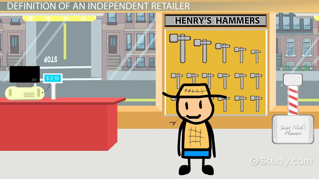independent retailer  definition  u0026 overview