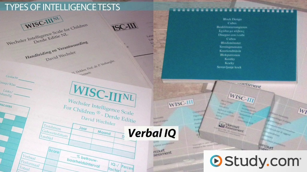 Intelligence is defined by the iq test essay