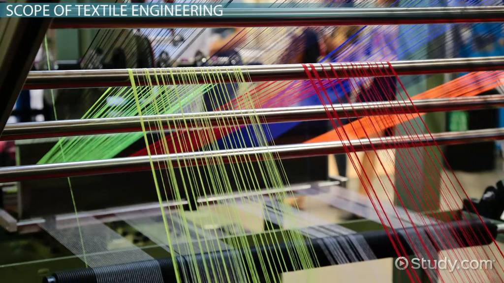what is textile engineering