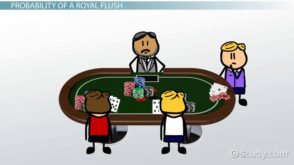 Poker Finding Expected Values Of High Hands  Video  Lesson