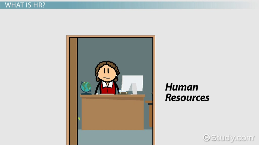 hr department definition function amp responsibilities
