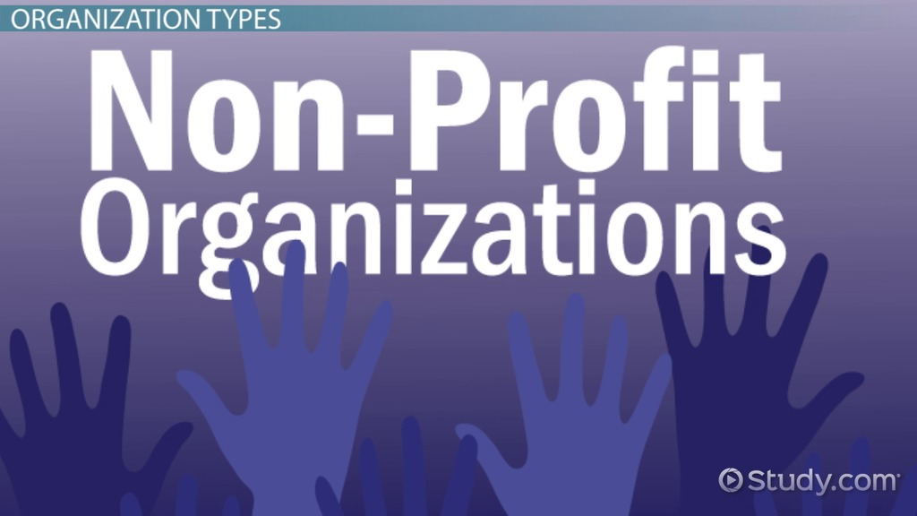 What Is A NonProfit Business Definition Example Business - Non profit organization business plan template