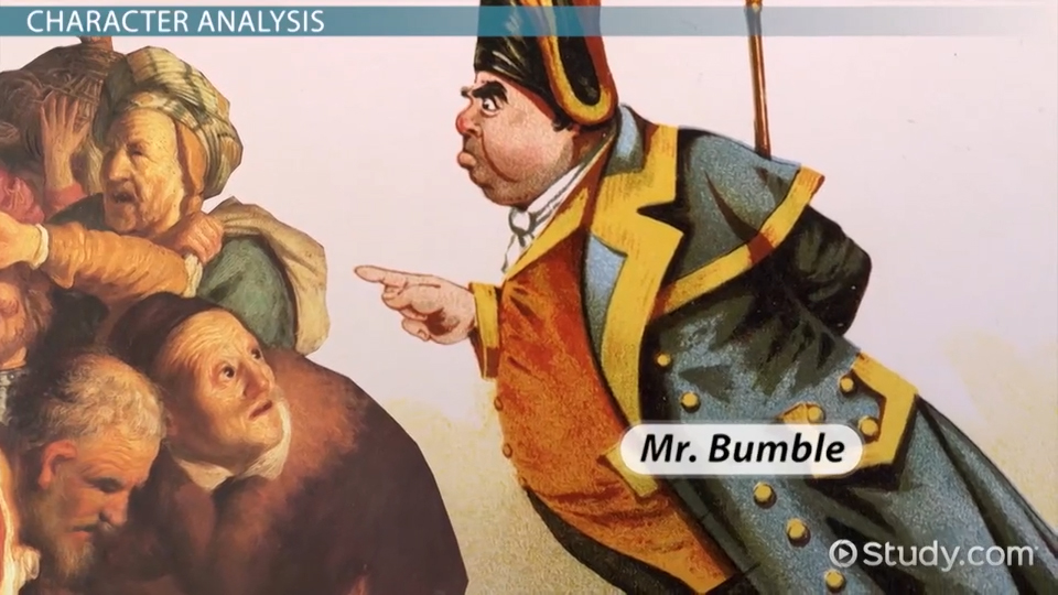 mr bumble in oliver twist character analysis overview video  mr bumble in oliver twist character analysis overview video lesson transcript study com