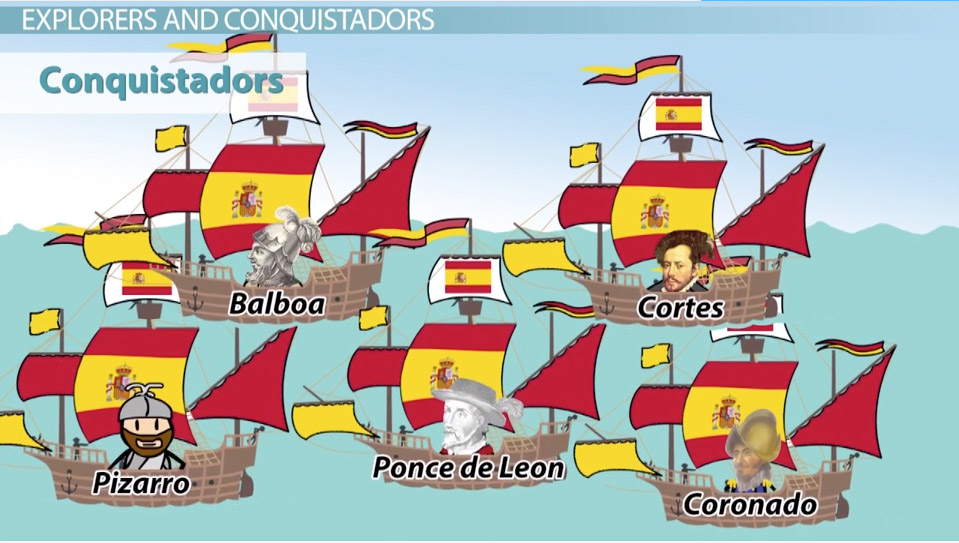the effect of spanish colonization on Although there were mass developments in the demographics of trinidad by the europeans, this also contributed to several major factors that caused dreadful changes in the lives and well-being of the indigenous population, which were the amerindians, due to spanish colonization the history of .