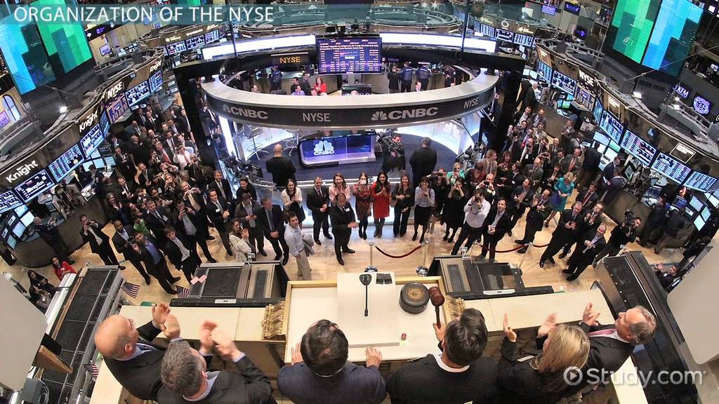 The New York Stock Exchange  Definition   Organization
