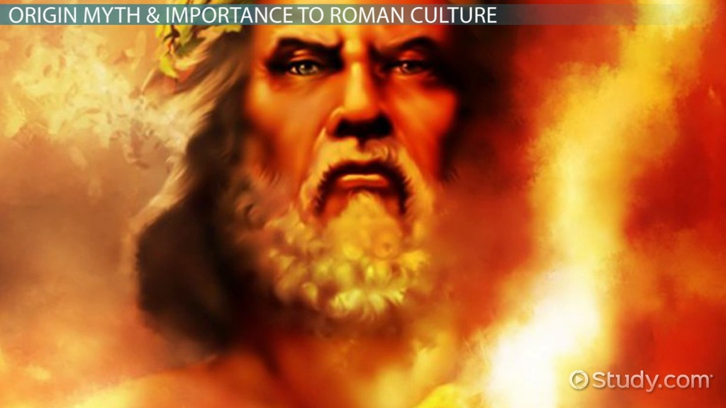 Jupiter Roman God Facts Myths Video Lesson