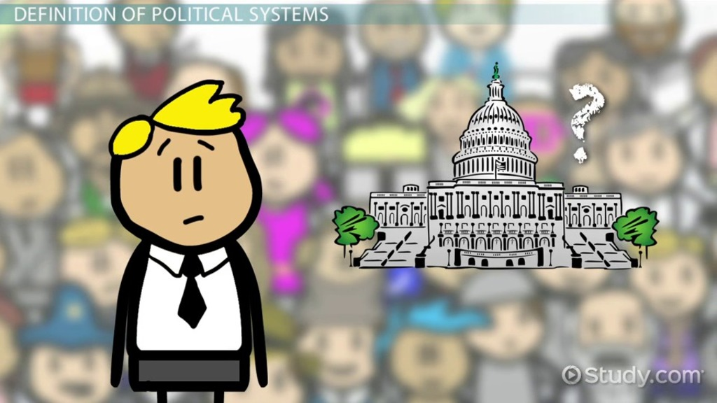 what is political science video lesson transcript com political system types definition