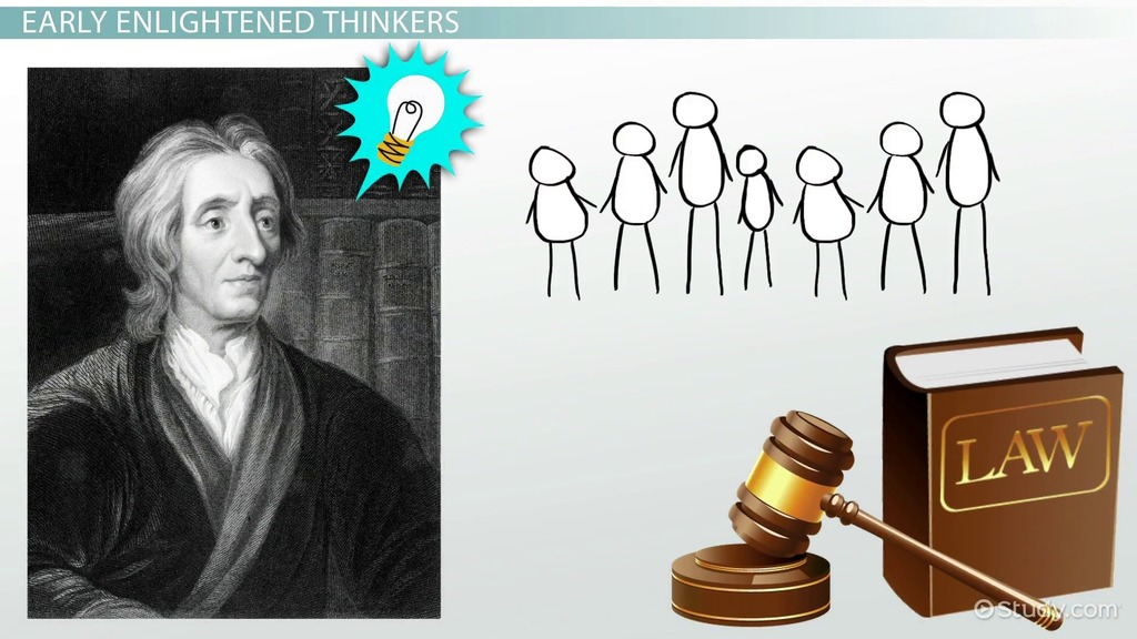 The Enlightenment Thinkers & Their Ideas - Video & Lesson ...