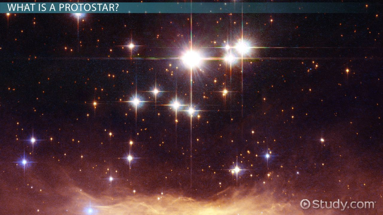 protostar  definition  formation  u0026 facts