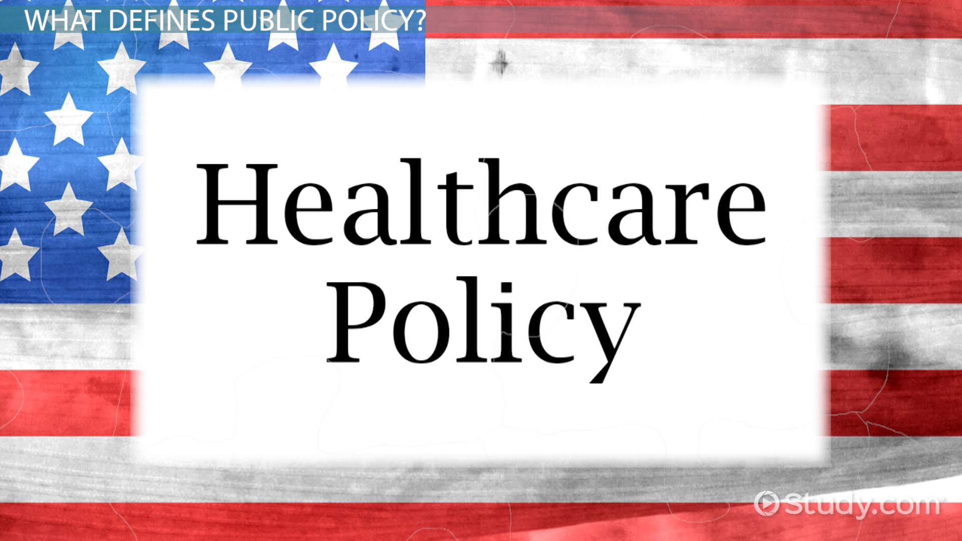 health policy analysis essay What is the definition of health policy analysis an analysis that provides informed advice to a client that relates to a public policy decision.
