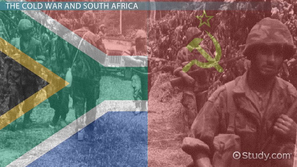 Effects Of The Cold War In South Africa Amp Nigeria Video