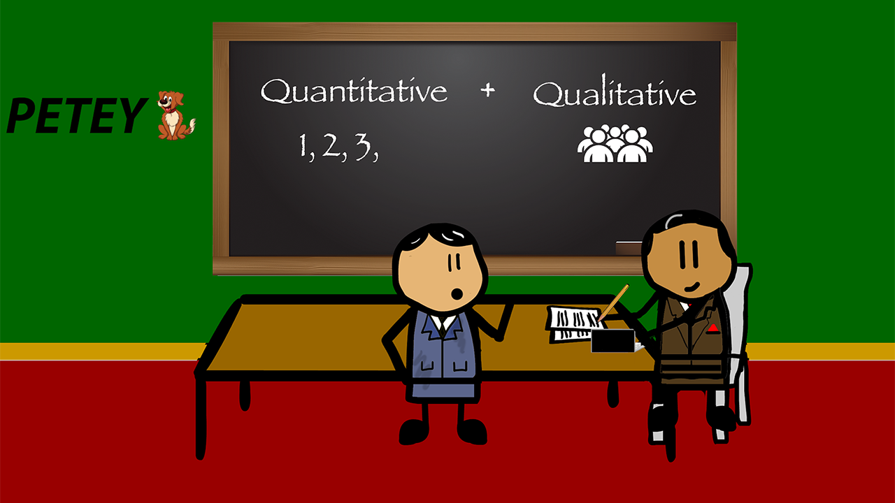 quantitative vs  qualitative research in marketing