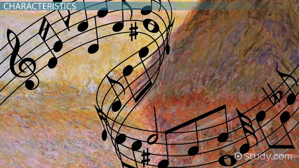 what is impressionism in music