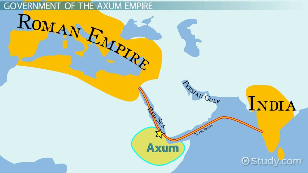 axum empire  religion  culture  u0026 government
