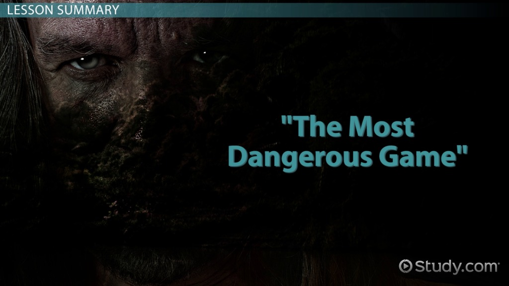 Similes Metaphor In The Most Dangerous Game Video Lesson