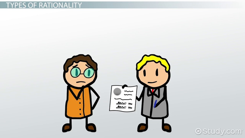 Rationalization Of Society Definition Examples Video Lesson
