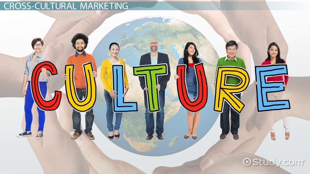 Cultural  >> Cross Cultural Marketing Definition Overview Video Lesson
