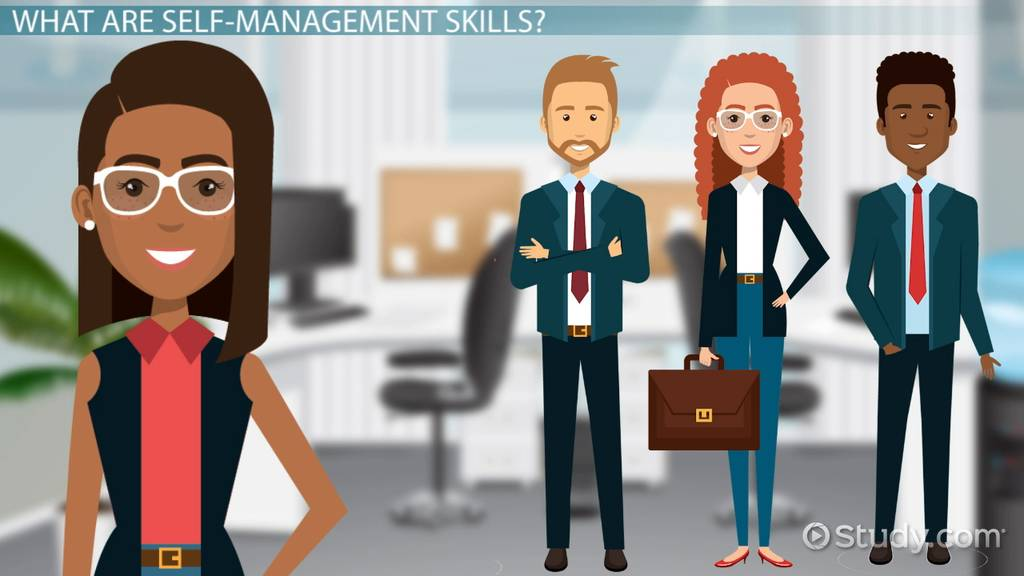 self-management skills for the workplace