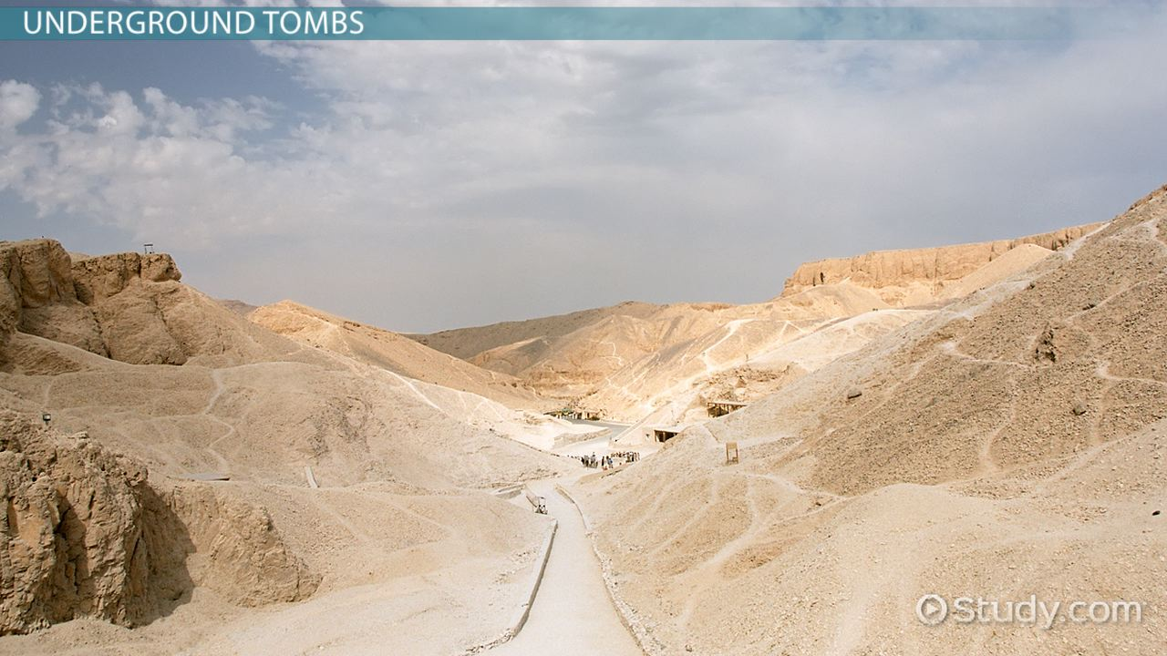 The Valley Of The Kings Tombs Facts Amp Location Video