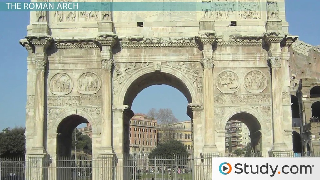 Roman Engineering And Architecture   Video U0026 Lesson Transcript | Study.com