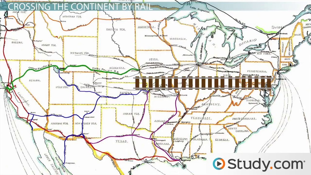 Expanding The Transcontinental Railroad History And Impact Video. Expanding The Transcontinental Railroad History And Impact Video Lesson Transcript Study. Worksheet. Transcontinental Railroad Worksheets At Mspartners.co