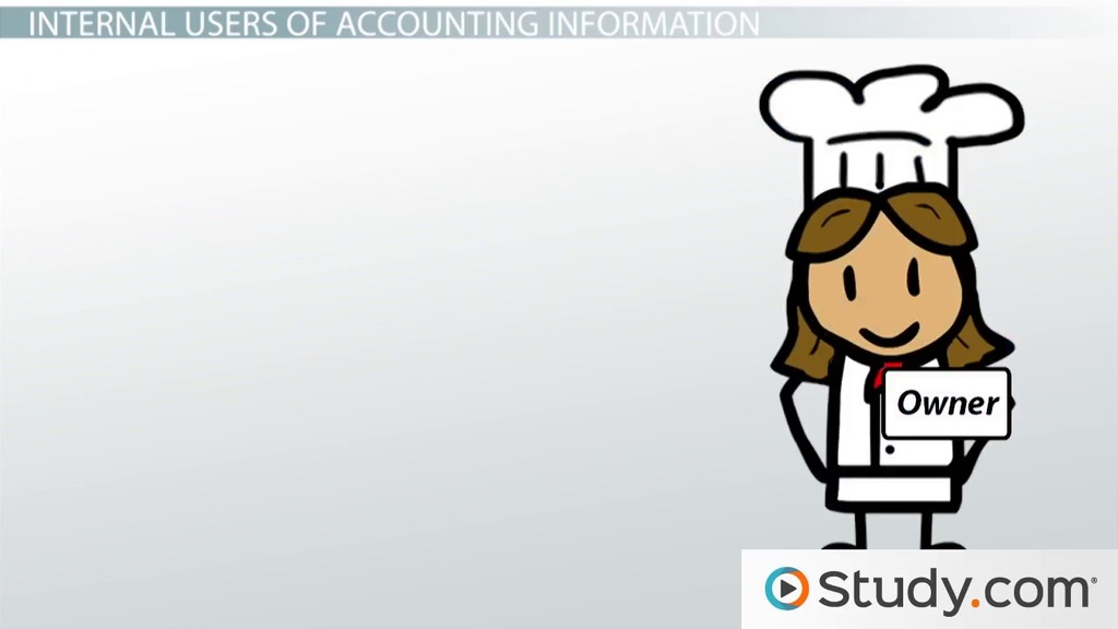 External And Internal Users Uses Of Accounting Video Lesson. External And Internal Users Uses Of Accounting Video Lesson Transcript Study. Worksheet. Worksheet Accounting Purpose At Mspartners.co