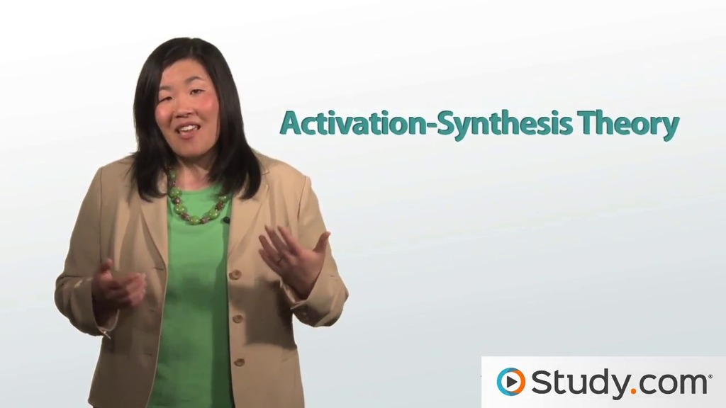 Activation systhesis theory
