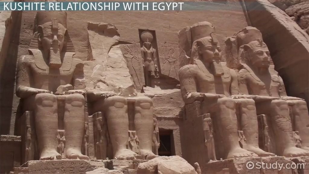 The kush civilization ancient egypt video lesson transcript the kushite conquest of egypt fandeluxe Gallery