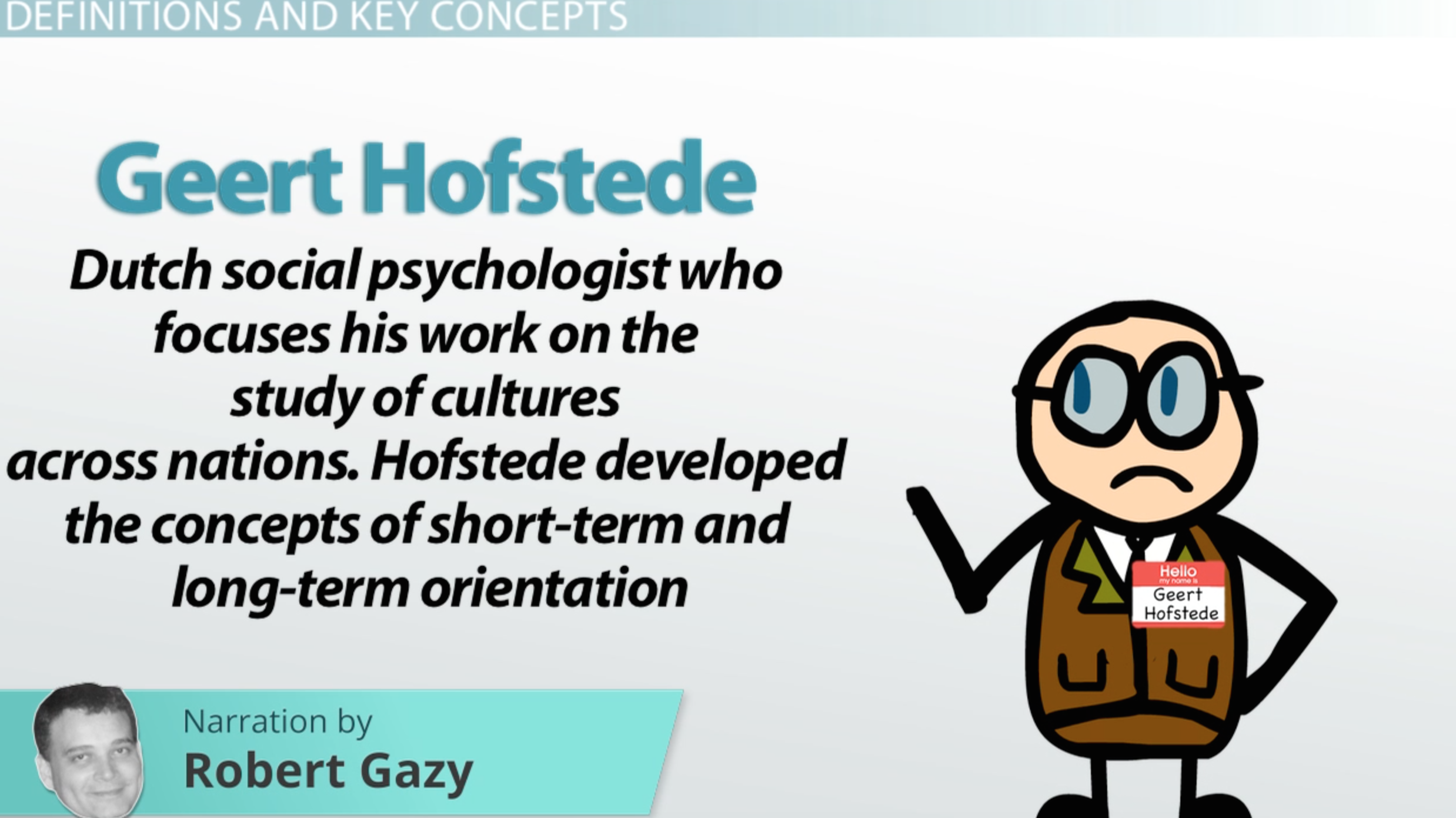 long term orientation vs short term orientation hofstede s long term orientation vs short term orientation hofstede s definition concept video lesson transcript com