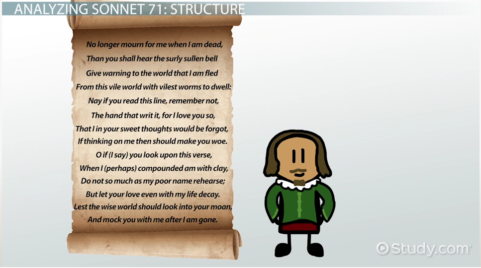 sonnet 73 analysis essay Analysis of william shakespeare's sonnet 73 in sonnet 73, shakespeare creates a pensive and mournful tone as the speaker realizes his proximity to death.