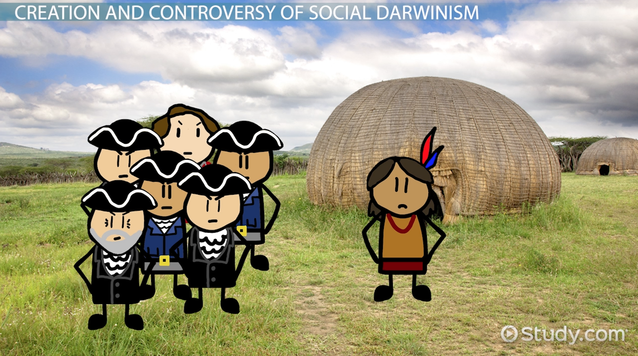 social darwinism is not science essay